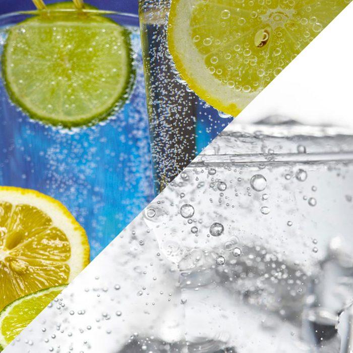 Seltzer vs club soda