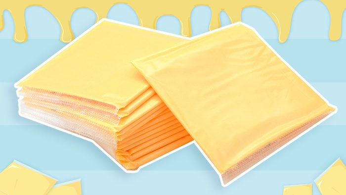 cheese slices on white background ; Shutterstock ID 288297071; Job (TFH, TOH, RD, BNB, CWM, CM): TOH
