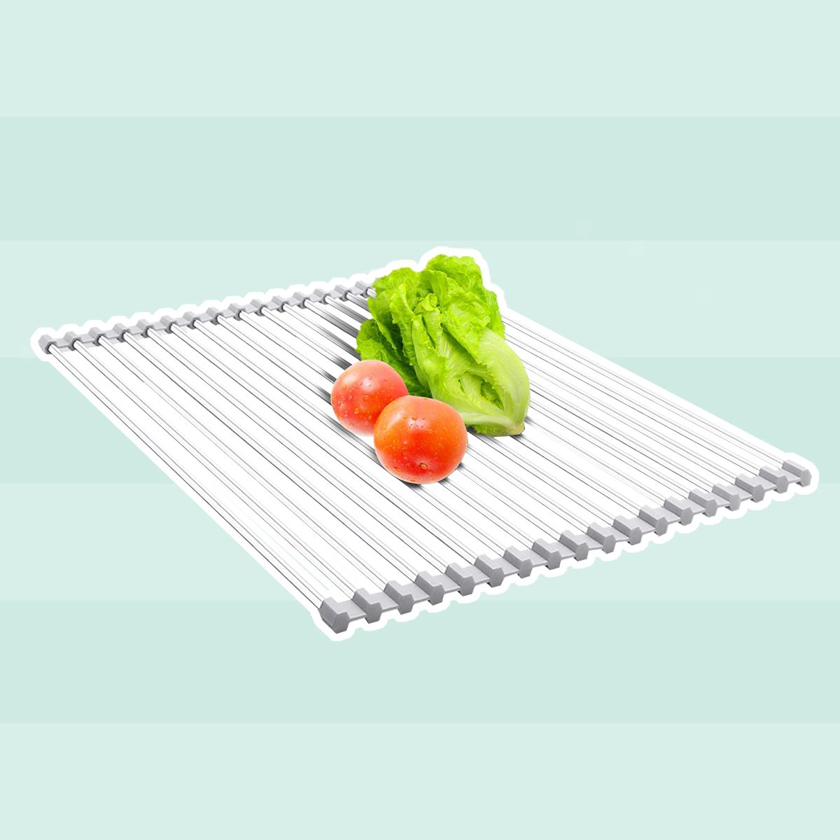 Dish Drying Rack Stainless Steel