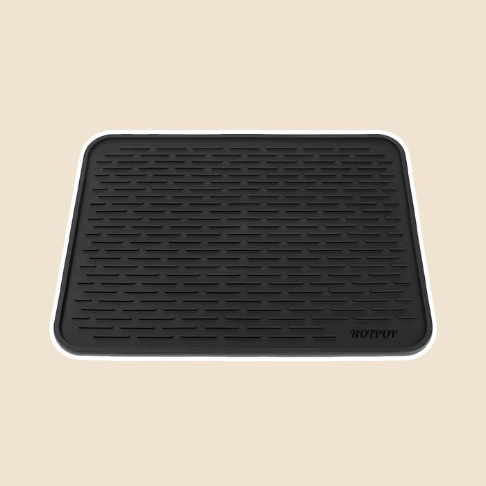 Hotpop Silicone Dish Drying Mat And Trivet 2
