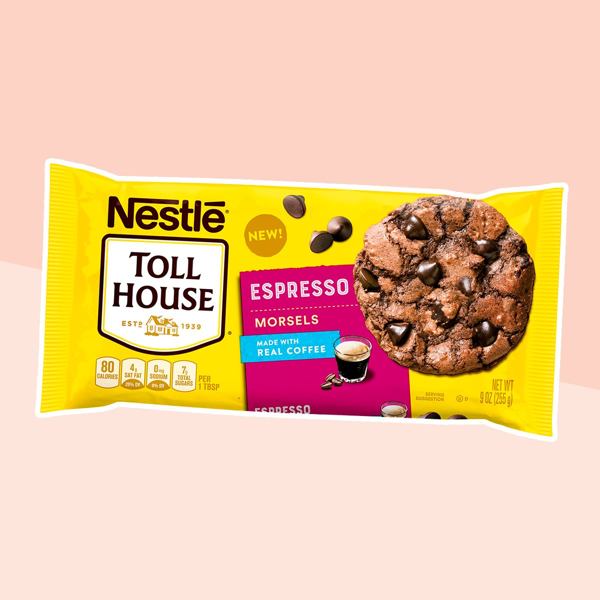 Nestlé Toll House Espresso Baking Chips