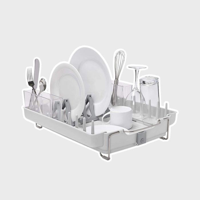 Oxo Good Grips Foldaway Dish Rack 3