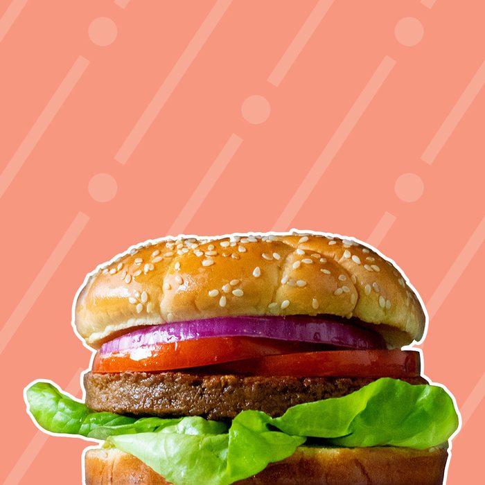 Kroger: Dr. Praeger's All American Veggie Burgers