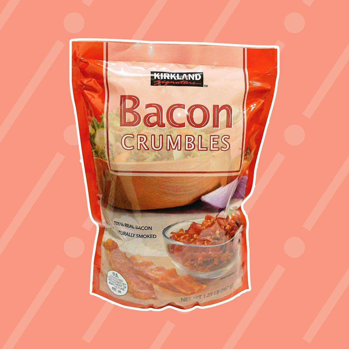 Kirkland Crumbled Bacon