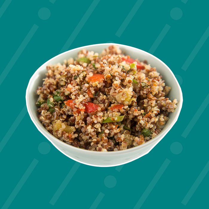 Safeway: O Organics Mediterranean Style Quinoa with Brown Rice