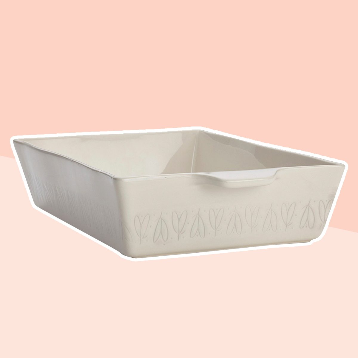 Ayesha Curry Stoneware Rectangular Baking Dish