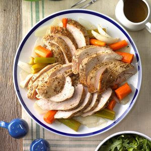 Pressure-Cooker Italian Turkey Breast