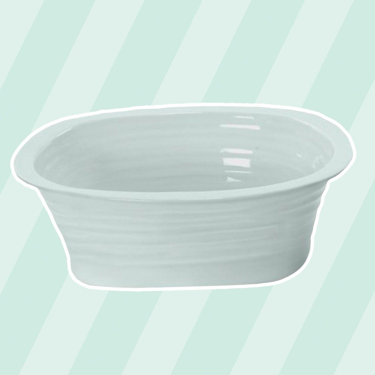 Portmeirion Rectangular Pie Dish 2
