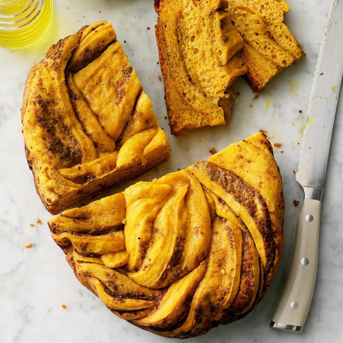 Sweet Potato + Pesto