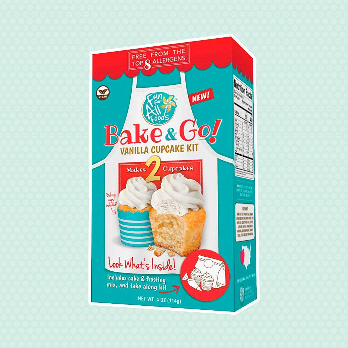 Fun for All Vanilla Cupcake Kit