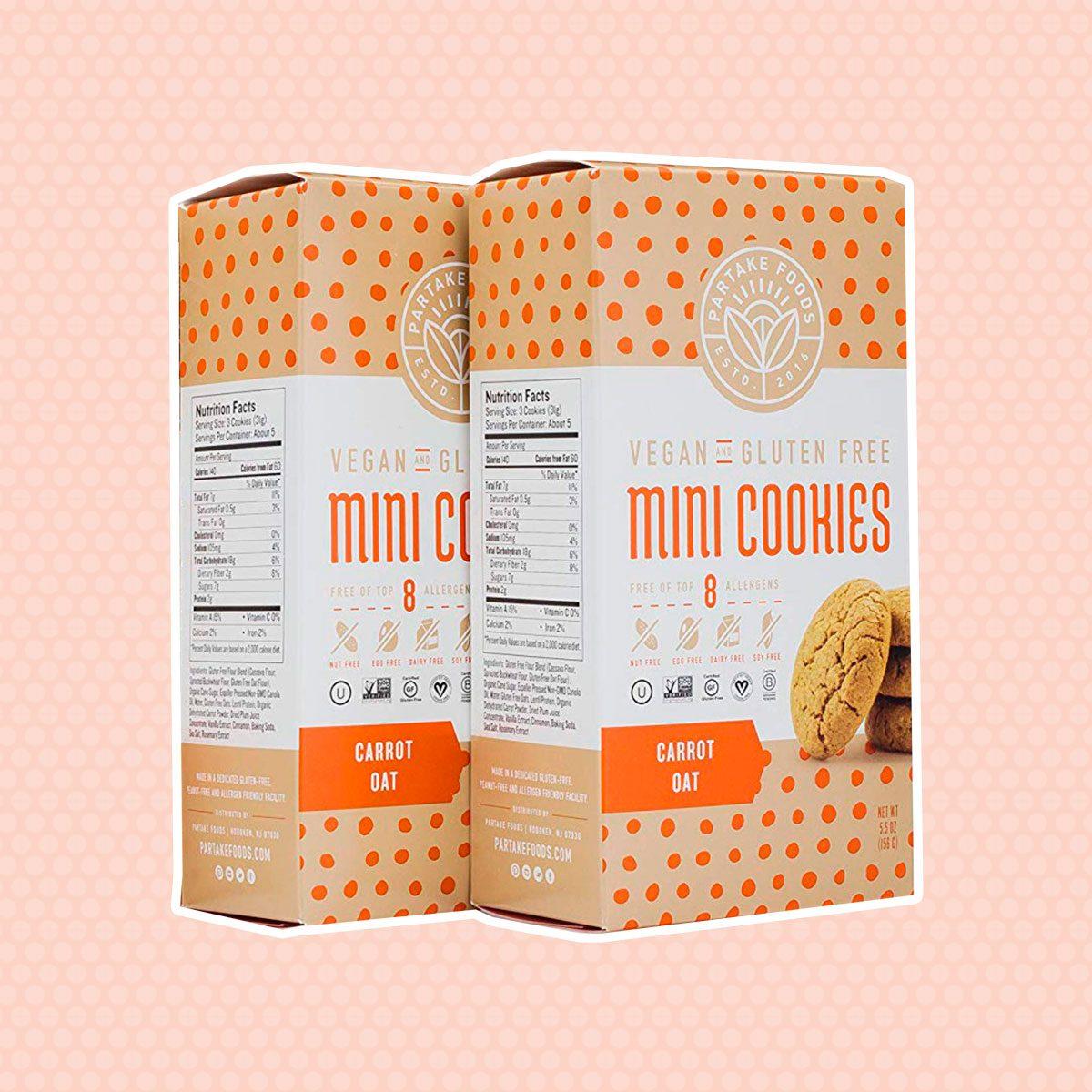 Partake Foods Mini Cookies