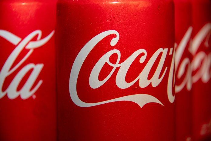 can of coke, coca-cola
