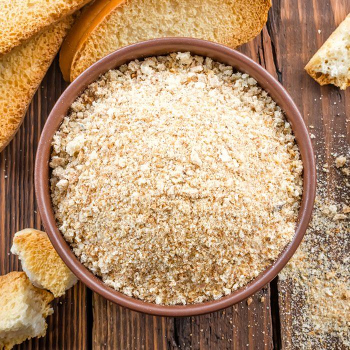 Breadcrumbs; Shutterstock ID 170955146