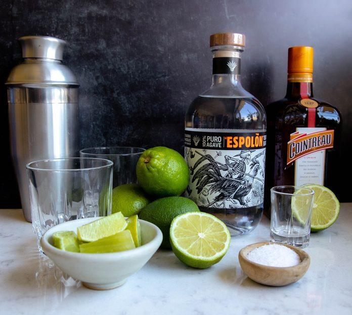 Ingredients how to make a margarita