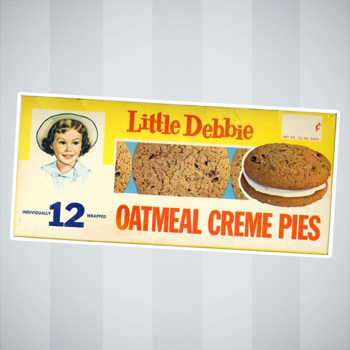 vintage Oatmeal Creme Pies