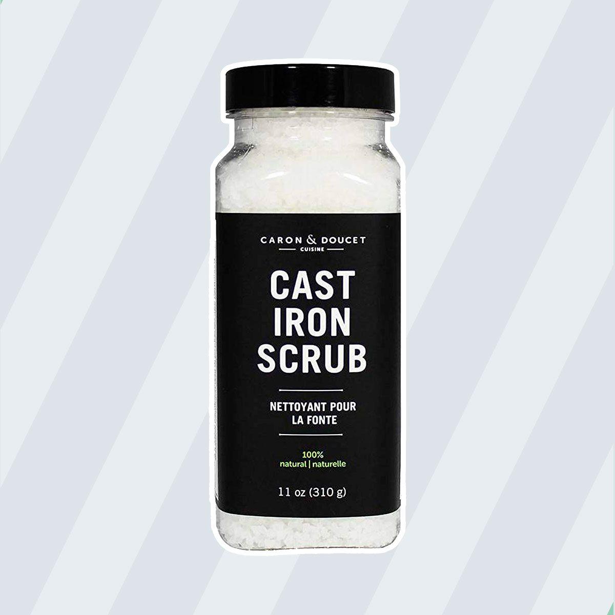 Caron & Doucet Cast Iron Salt Scrub
