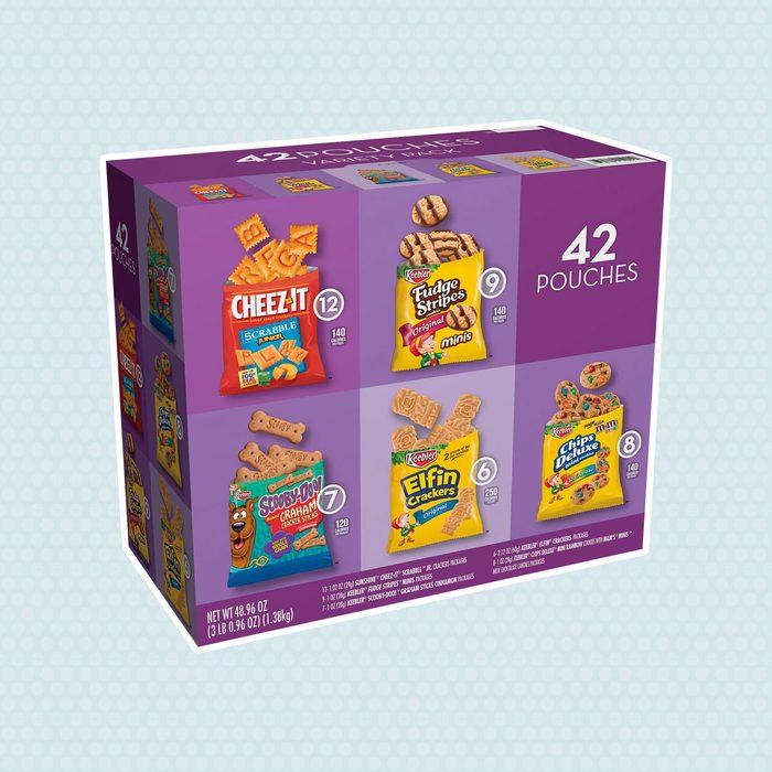 Keebler Cookies and Crackers Variety Pack (42 pk.)