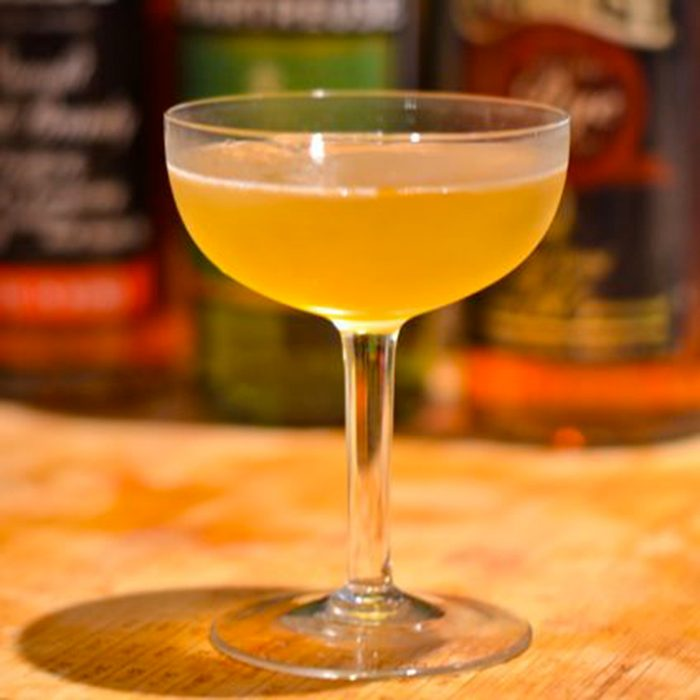 Diamondback Cocktail