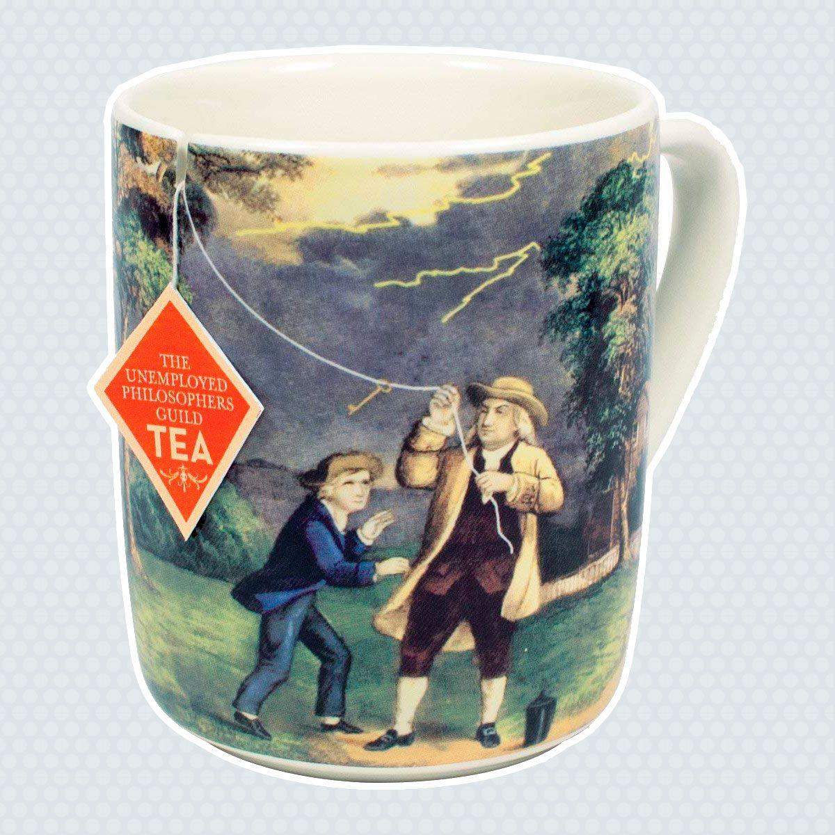 Electrici-Tea Mug