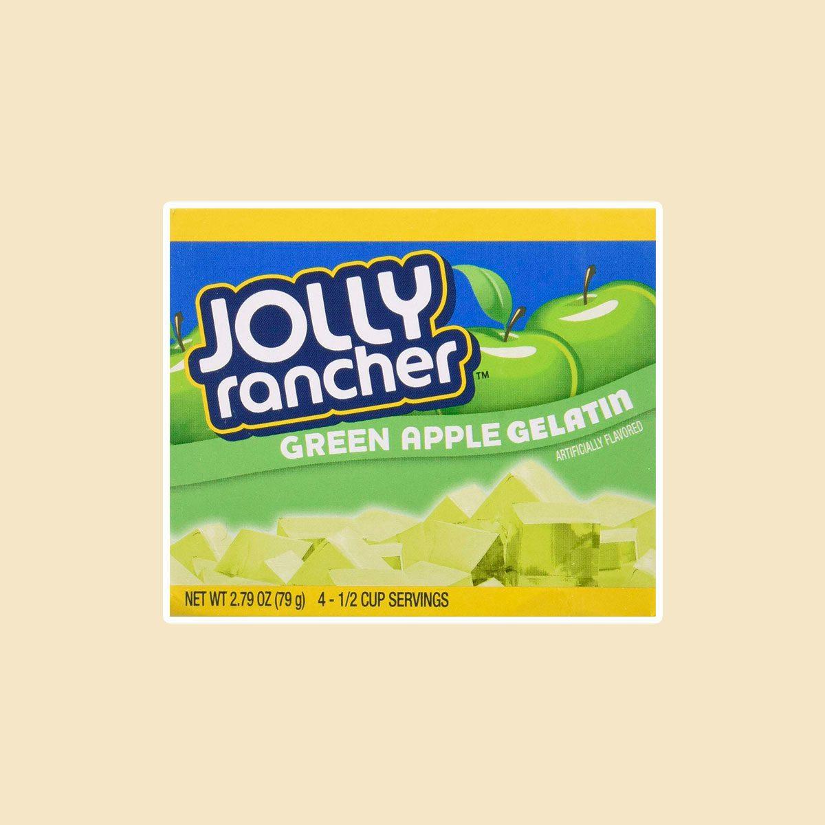 Jolly Rancher Gelatin