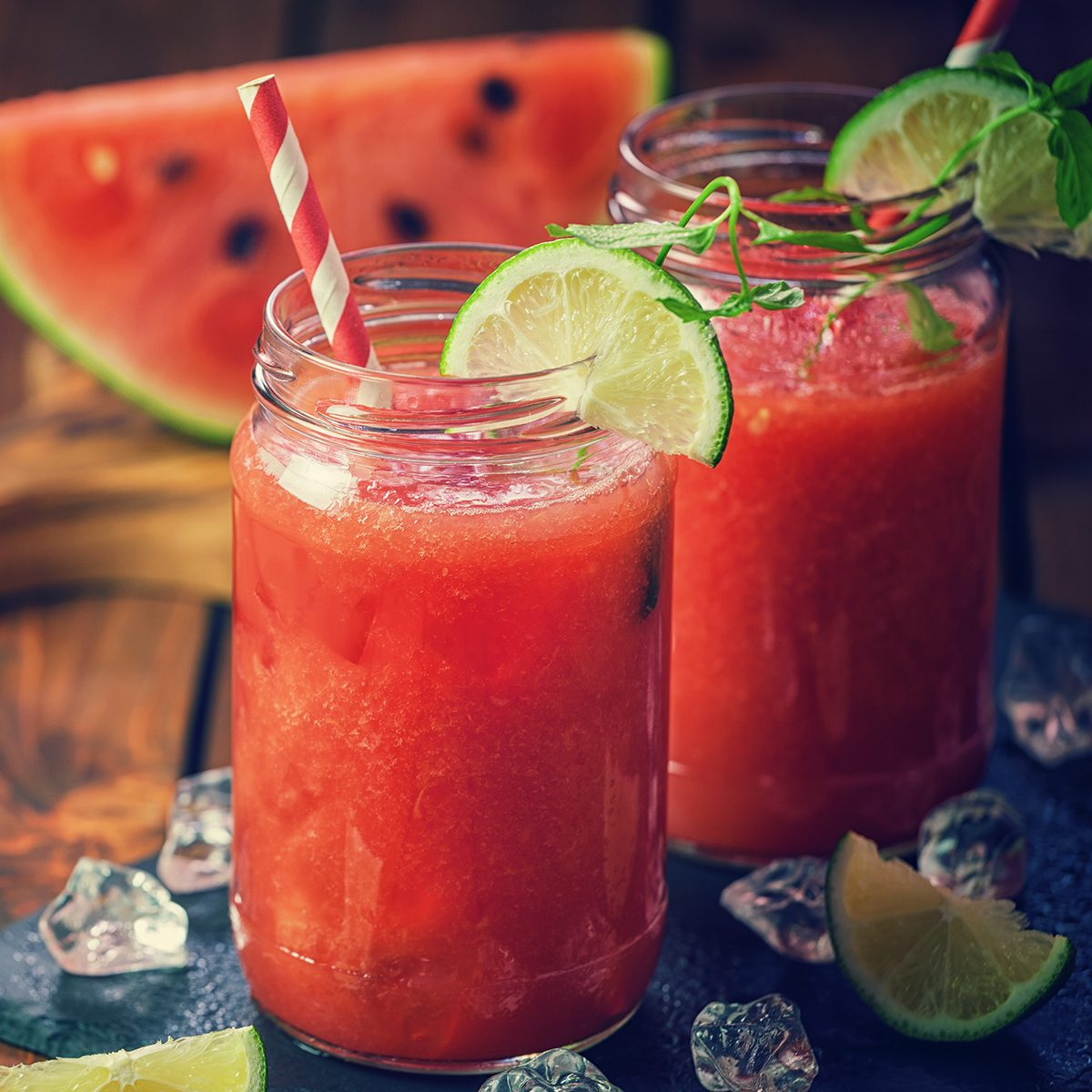 Cold Watermelon Smoothie