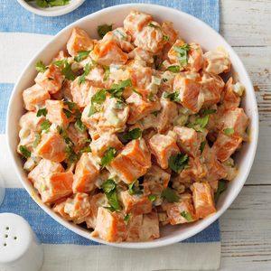 Chipotle Sweet Potato Salad