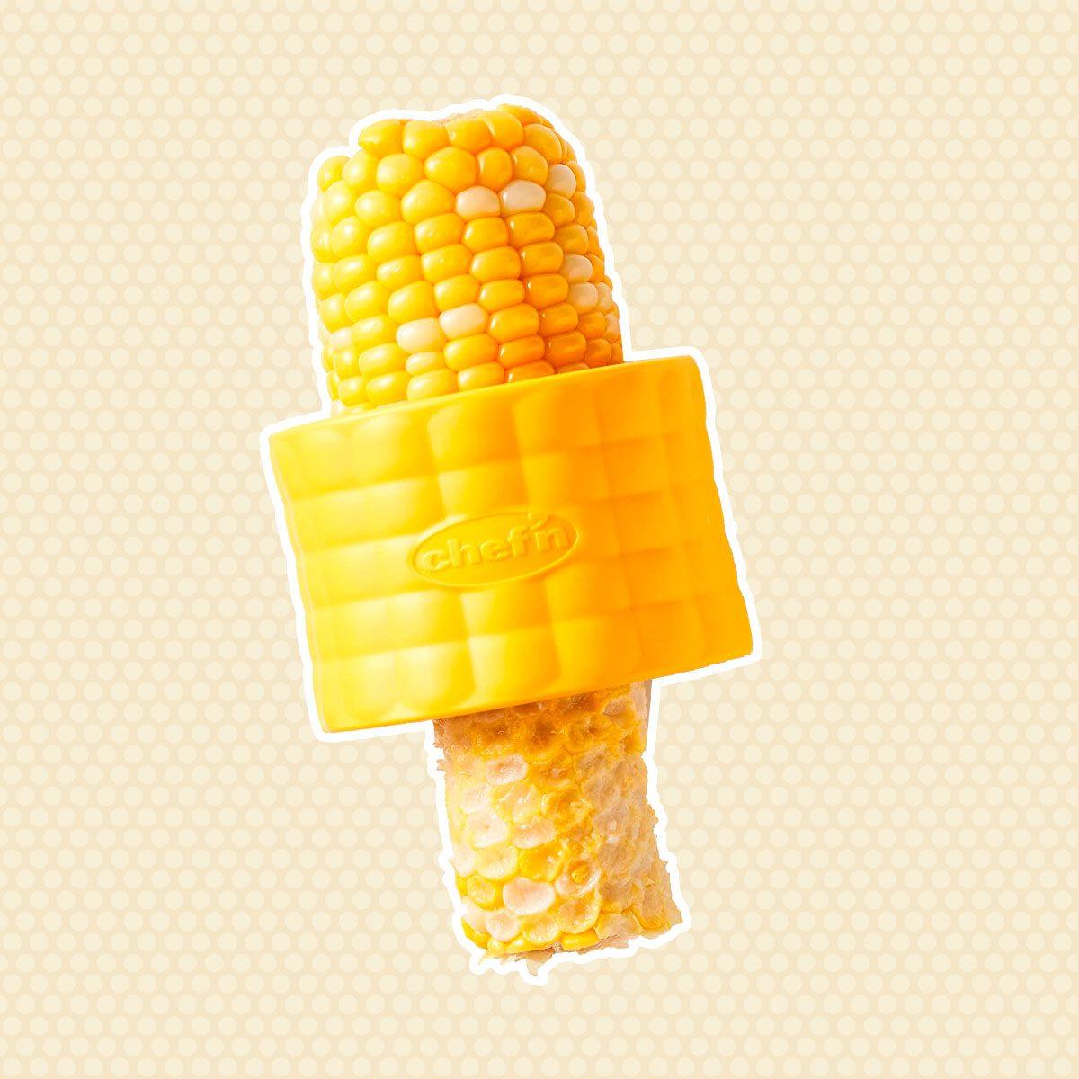 Chef'n Cob Corn Stripper (Yellow)