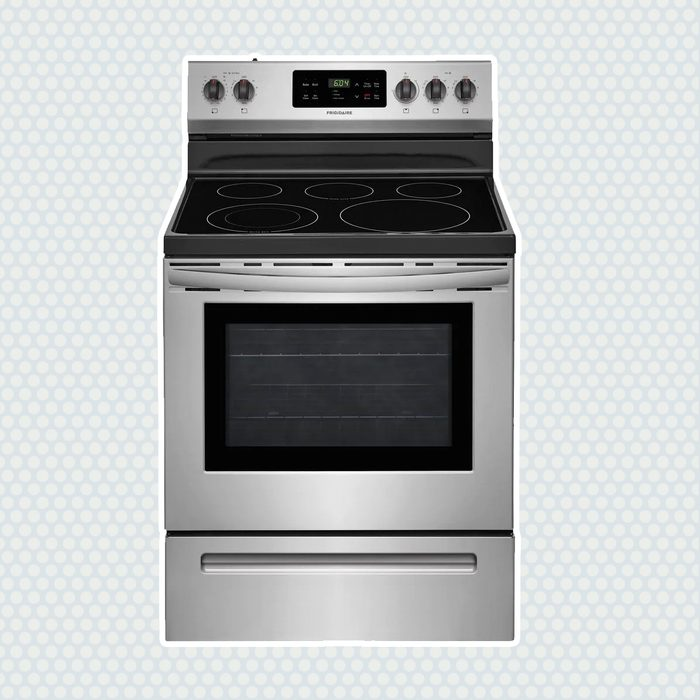 wedding anniversary gifts Frigidaire 30 In 5 3 Cu Ft Electric Range With Self Cleaning Oven In Stainless Steel