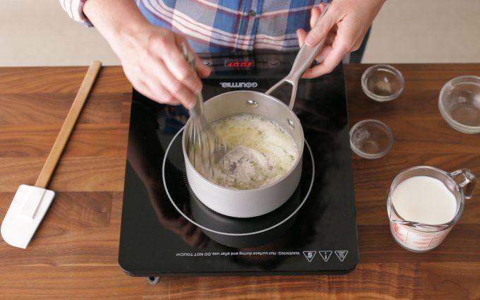 Make A White Roux