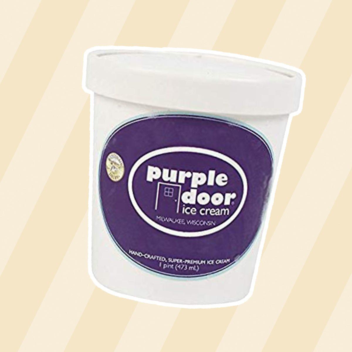 Purple Door Ice Cream