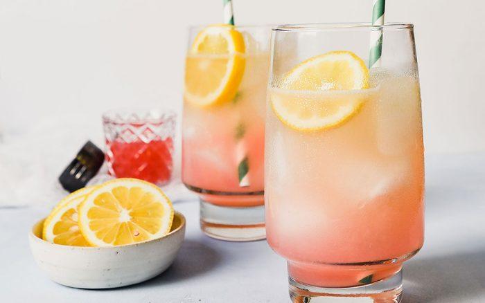 Rhubarb Gin Cocktail