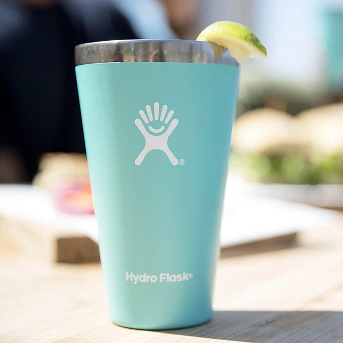Hydro Flask Insulated Pint Glass