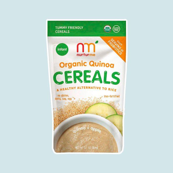NurturMe Organic Quinoa Baby Cereal