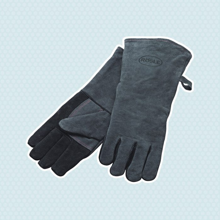 wedding anniversary gifts Leather Grilling Gloves