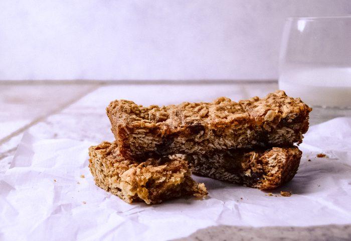 plain oatmeal bar recipe
