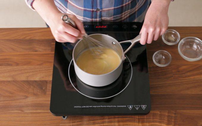 Stirring Blonde Roux