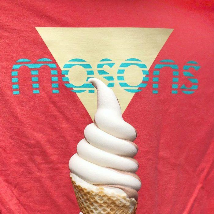 mason's ice cream
