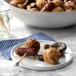 Italian Meatballs and Sausages