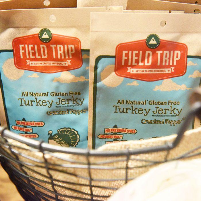 Field Trip Turkey Jerky