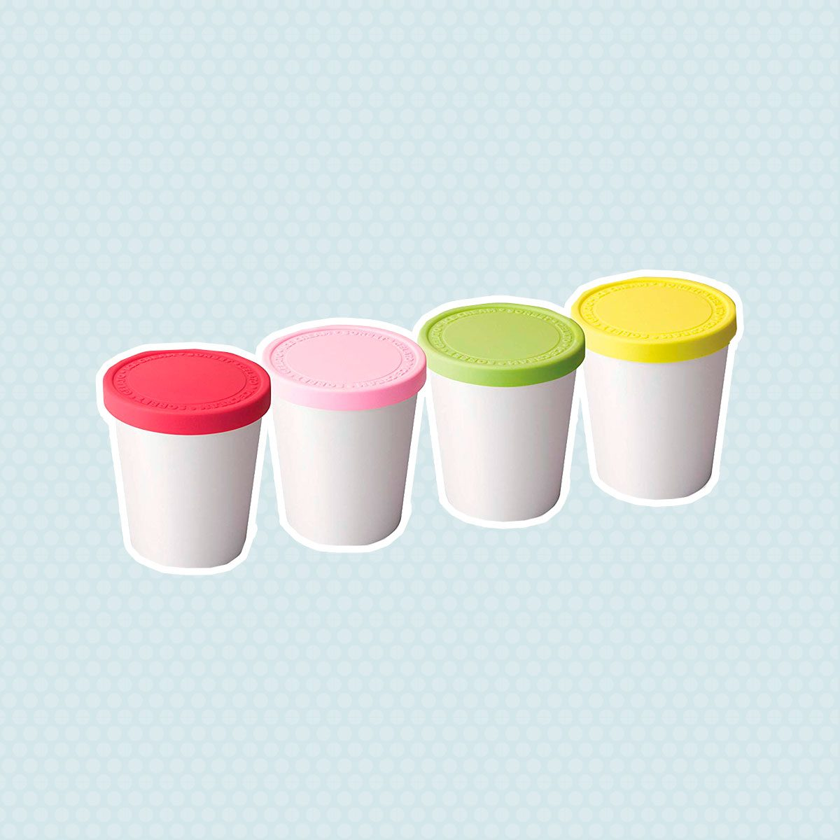 Tovolo Ice Cream Tubs