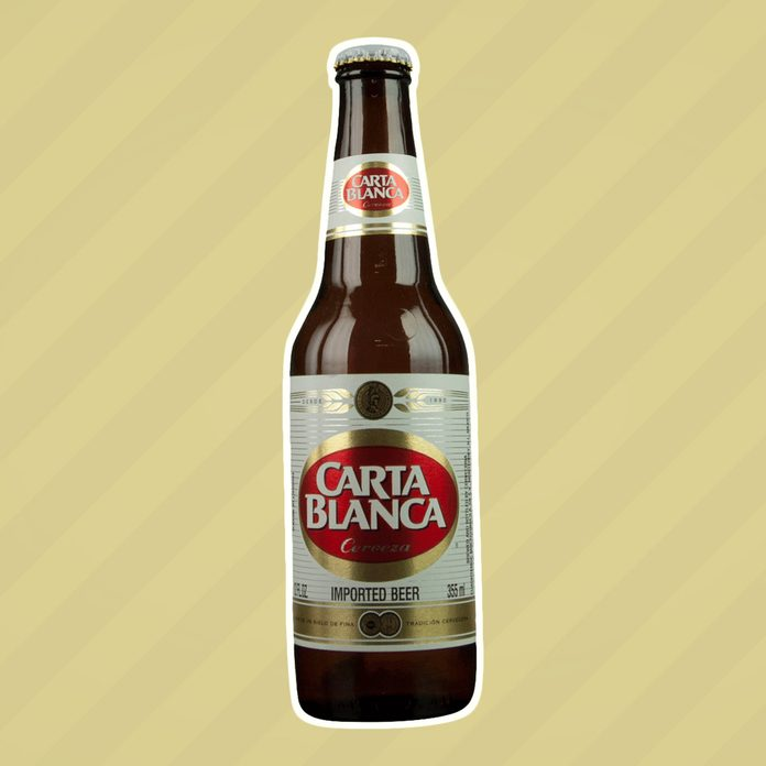 carta blanca beer