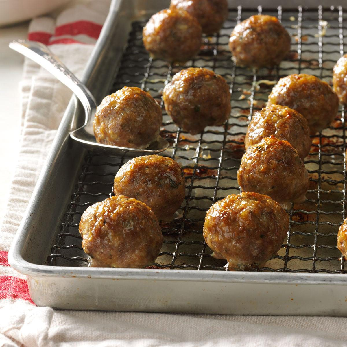great-grandma's italian meatballs, meatballs