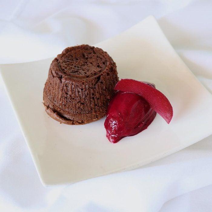 Beets and dark chocolate