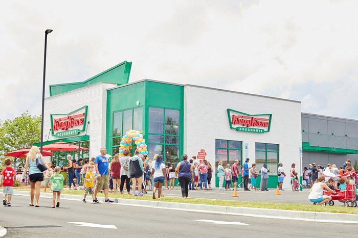 new krispy kreme store