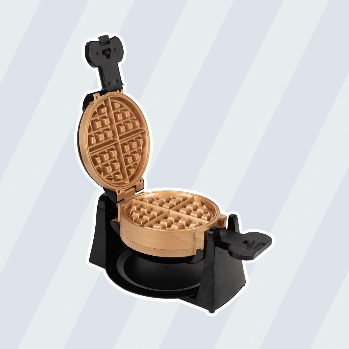 Double Rotating Waffle Maker