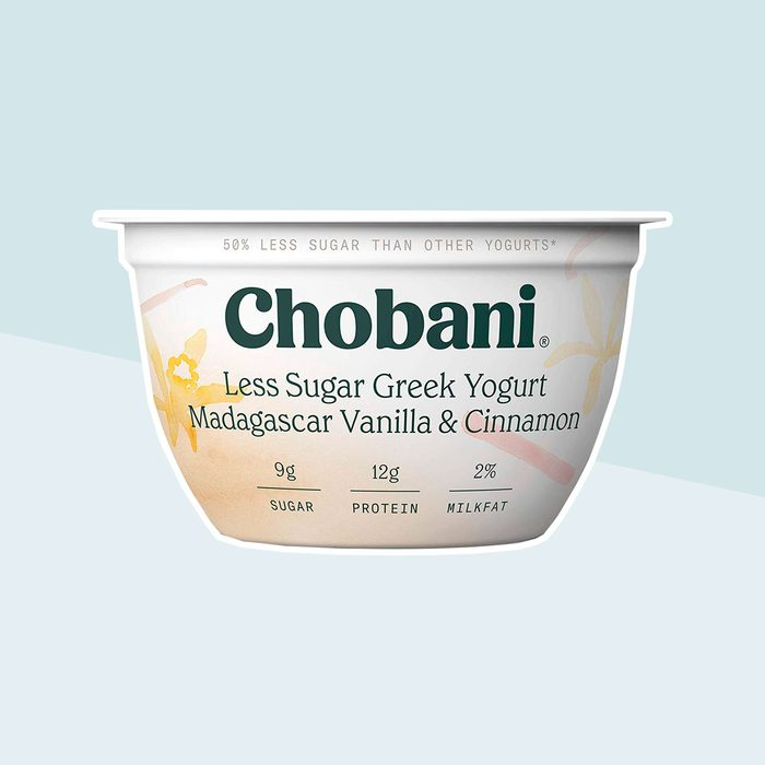Chobani Less Sugar