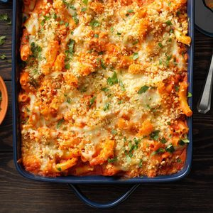 Five-Cheese Ziti al Forno