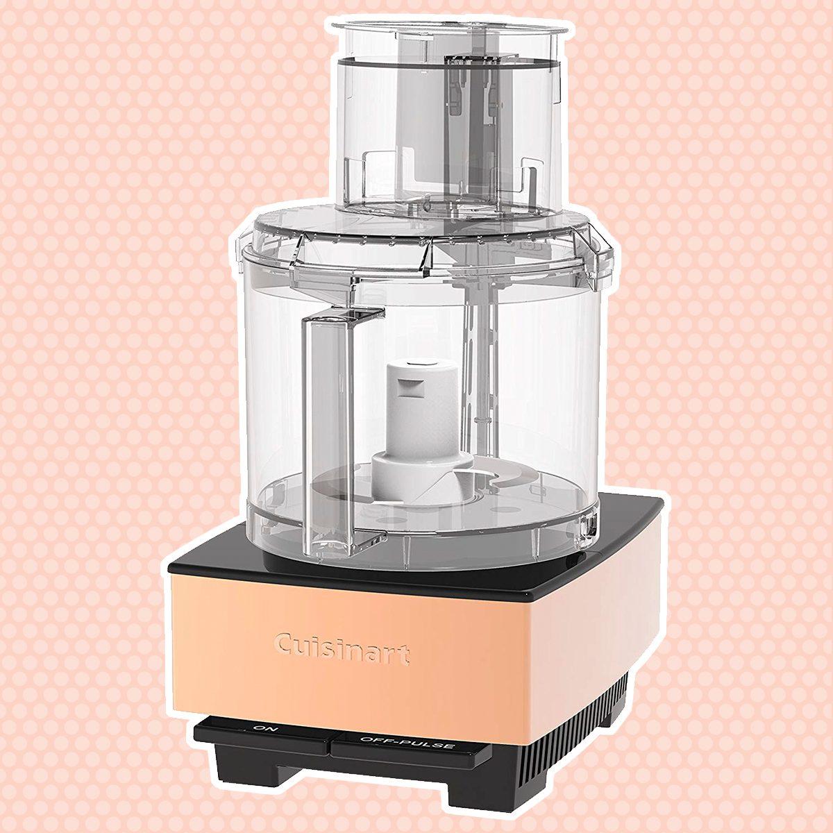 Cuisinart DFP-14CPYAMZ Custom 14 Food Processor Brushed Metal Series - Copper