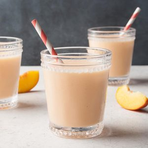 Nectarine Smoothies