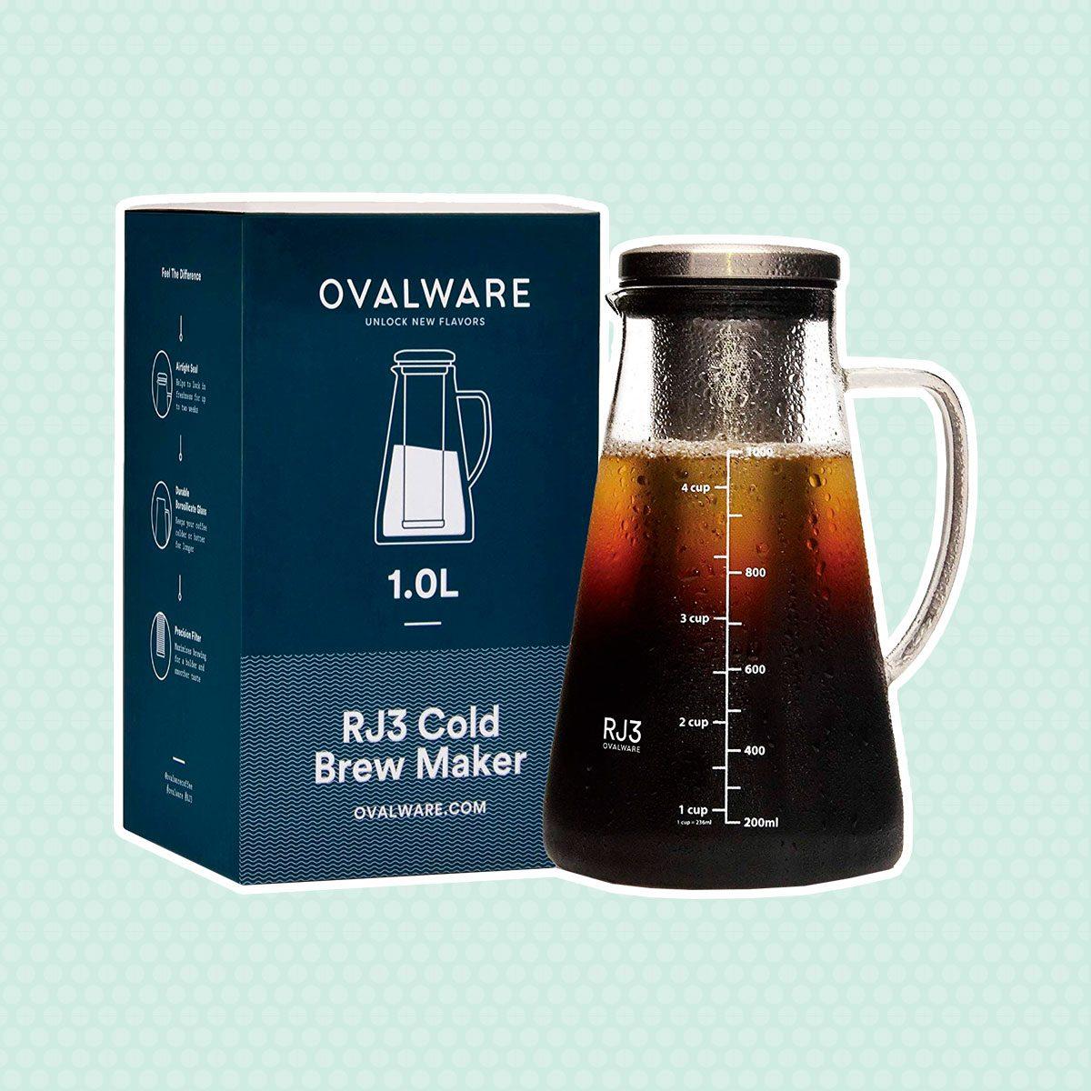 Ovalware RJ3 Cold Brew Maker